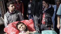 50 morts dans des frappes aériennes contre des hôpitaux et des écoles en Syrie