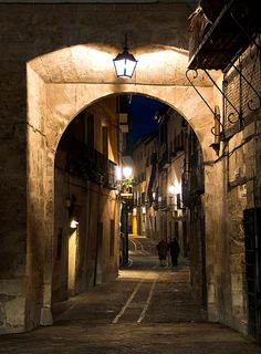 Arch, Lighting, Building, Street, Architecture, Infrastructure, Night, Alley, Road, Crypt, Vampire Stories, Cool Places To Visit, Tourism, Night, Architecture, Street, City, Building, Travel