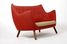 'Poet' Sofa by Finn Juhl for sale at Deconet
