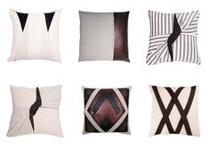 Stone Textile Pillows featured on   Alloftheabove.com