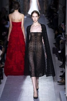 Gallery: Valentino - Runway - Paris Fashion Week Haute Couture Collections S/S 2013 by carter flynn