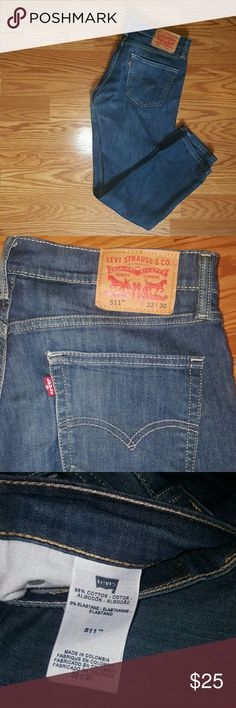 Levi's jeans 32x30 Jeans used one time exelent condition. Levi's Jeans Slim Straight