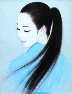 春/皐月 : Ichiro Tsuruta