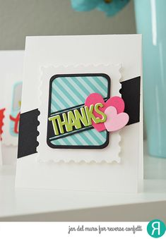 The Pretty Panels: Bold Line Confetti Cuts die coordinates with the Love Note, Stamped Note and Class Act Confetti Cuts die sets (as do all of our Pretty Panels). Layer it with these or use on its own…either way, you'll love the detail that it adds to your creations!