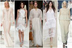 Avance tendencias de moda primavera verano 2014: encaje romántico | © InDigital - mariana.caldeira@gmail.com - Gmail
