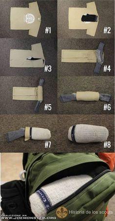 Jak się pakować.