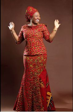 Bisi Fayemi Fashion Style ~Latest African fashion, Ankara, kitenge, African…