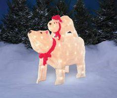 I found a Light-Up Polar Bear & Cub 2-Piece Set at Big Lots for less. Find more at biglots.com!