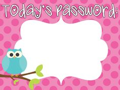 Today's Password: Free Download