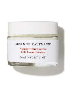 Cold Cream Intensive, Susanne Kaufmann, 71€ - Notre sélection de Cold Cream à shopper sans plus tarder - Elle