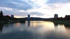 Kuchajda Lake - Slovakia on UnStock