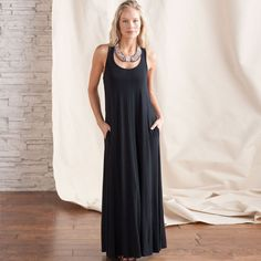 Gaiam Maxi Dress