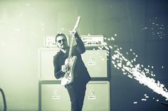 Scott holiday guitariste des rival sons