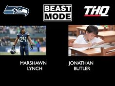 This is an example of a personalized motivational visual that teachers can create for individual students to give them a boost. I made this visual for a student who admired running back Marshawn Lynch, who then played for the Seattle Seahawks. (For privacy purposes, the actual student is not shown in the visual. Instead, I found an image on Google and gave the boy a fictitious name.) Running Quotes, Running Motivation, You Fitness, Fitness Goals, Marshawn Lynch, Teaching Career, Motivational Pictures, Character Development, Seattle Seahawks