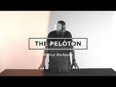 'The Peloton' Rolltop Backpack - Life Behind Bars
