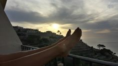 Sonnenuntergang bei Banyalfubar