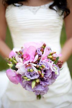 Schöne #Blumen tolle #Sträuße ideal für die #Hochzeit und die #Braut