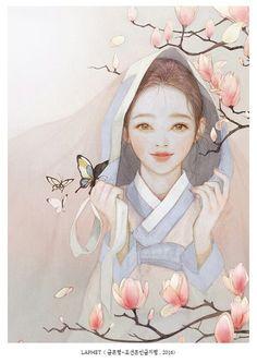 Art And Illustration, Korean Illustration, Fantasy Kunst, Fantasy Art, Disney Drawings, Cute Drawings, Anime Kunst, Anime Art, Asian Artwork