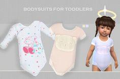 Nathys Sims: Bodysuits für Kleinkinder