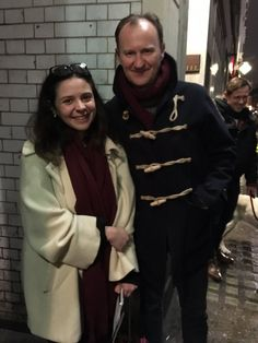 """Cara Kitsaki on Twitter: """"I want to say a huge thank you to @Markgatiss and @IanHallard for an amazing show! And being so nice :) also your dog is truly adorable! https://t.co/eBjPbXGQz1"""""""