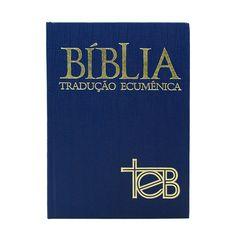 Bíblia TEB - Estudo - Capa Dura https://www.ramah.com.br/biblia-teb-estudo-capa-dura.html