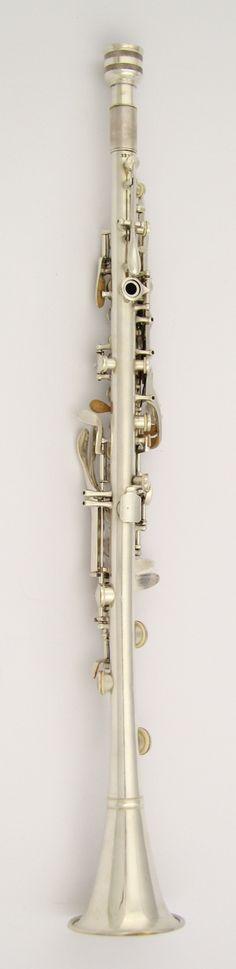 Metal clarinet Bb (Easy Play)