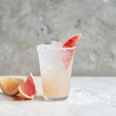 Created by Mr Don Javier Delgado Corona at the La Capilla in Tequila, Mexico, the Paloma is now having a moment. (You'll see it popping up on drinks lists more and more.) The original is fairly elaborate, but it's a fairly simple A+B combination in essence – tequila plus grapefruit soda – and thanks to the ready availability of San Pellegrino Pompelmo these days, a cinch to prep. A dash of Aperol (or Campari if Aperol is too sweet) really gives it oomph.