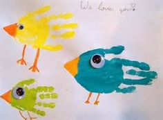 Image detail for -Handprints - A NYC Mom Blog... live from New Jersey: August Handprint ...