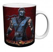 Muki: Mortal Kombat X - Sub-zero