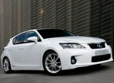 trading in my current vehicle for this amazballs Lexus CT hybrid! love <3