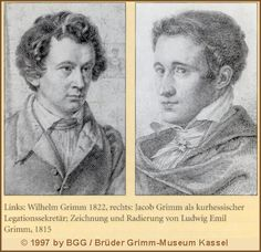 grimm brothers - Google Search Brothers Grimm, Wild Girl, Happy Endings, Love Story, Fairy Tales, Novels, Wilhelm Busch, History, My Love