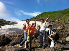 2011年「秋田岩ガキツアー」: 台湾ダイビング倶楽部〔フォルモサ〕