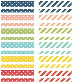 Simple Stories - Life Documented Collection - Washi Paper Tape - Basic at Scrapbook.com