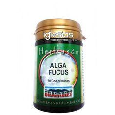 Granadiet Alga Fucus 60 comp 500mg