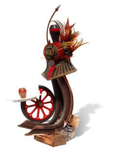 Very Steam Punk'ish spain-choc sculpture Chocolate Work, Divine Chocolate, Cacao Chocolate, Chocolate Crinkles, Chocolate Fondant, Chocolate Factory, Homemade Chocolate, Chocolate Centerpieces, Chocolate Decorations