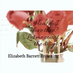 On March 6th, poet Elizabeth Barrett Browning was born in Durham, England in 1806. Many of her writings can be checked out from the library!