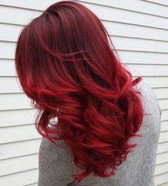 Burgendy red