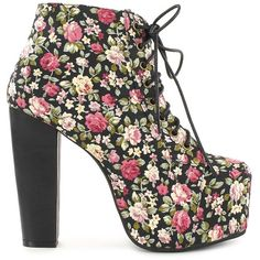 Jeffrey Campbell Lita Shoe ❤ liked on Polyvore