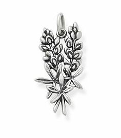 The Return of the Bluebonnet Pendant at James Avery! My mother, my sister-in-law and I all wore the original version of this pendant. Just Dream, James Avery, Bespoke Jewellery, Charm Jewelry, Charm Bracelets, Jewelry Box, Blue Bonnets, Artisan Jewelry, Anniversary Gifts