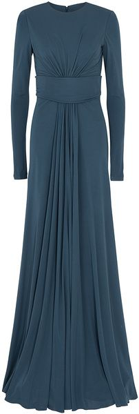 ELIE SAAB   THe CATHERINE PRINCESS Jersey Gown