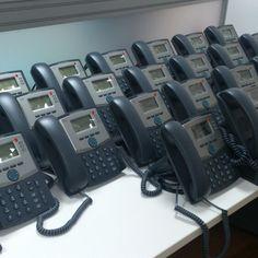 Despliegue de Telefonia IP