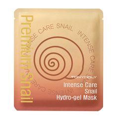 Intense Care Snail Hydrogel Mask