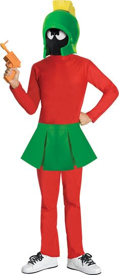 Marvin The Martian - Marvin Adult Costume