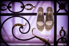 18a Place - Shoe Details - 2014 Q2 Photography Contest #wpja #weddingphotojournalistassociation #weddingphotographer #italianweddingphotographer #shoes #details #bridalshoes #bridaldetails www.claudiacala.it