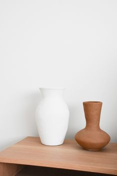 SHOP ONLINE ... explore our beautiful range of ceramic and terraccotta vessels online. Avaliable for click & collect in store after our short annual holiday break. We will be back on board from Monday 11th January and we can't wait to see all of your smiling faces again! #ceramicvase #vase #terracotta #vessels #minimalist #interiors ##homestyling