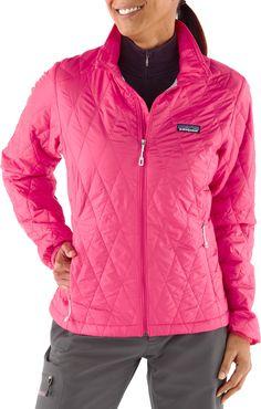 f9b1e89de26 Patagonia Nano Puff Jacket - Women s