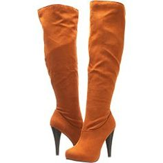 Michael Antonio Halpern Cognac Suede Boots only $27.60 w/Free Shipping! Reg $69