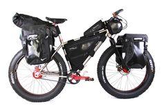 Twenty2Cycles - Bike - Rohloff Belt Drive