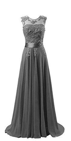 KARMA PROM Women V-Back Beads Long Gown Evening Prom Dress Dark Grey 2 KARMA PROM http://www.amazon.com/dp/B01ASWZFLS/ref=cm_sw_r_pi_dp_Q1QSwb1DC775A