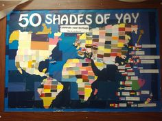 Such a cool multicultural bulletin board idea! Thanks for sending this to me Alli! :)